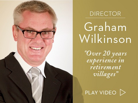 Graham Wilkinson, Director, Generus Living Group