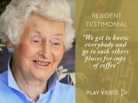 The Russley Village - Resident testimonial