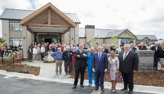 Prime Minister opens new multi-million community centre
