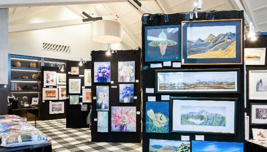 Exhibition buzzes with creativity